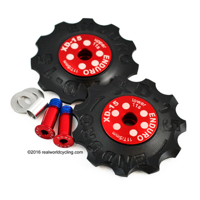 "9, 10, & 11 SPD ""XD-15"" PULLEY SET"