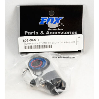 803-00-807 Fox 32/34 FIT CTD Damper Kit
