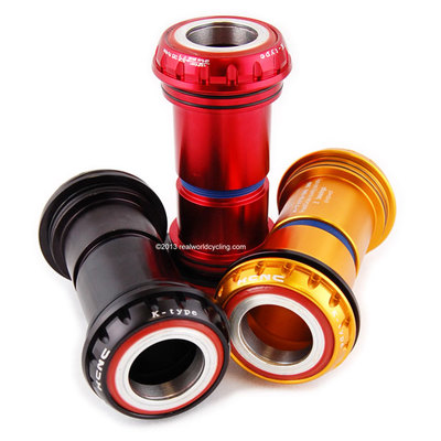 BB30 X HT2 ADAPTER BB WITH CHRO STEEL A/C ENDURO BEARINGS