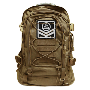 Gracie Expandable Tactical Backpack-(Tan)