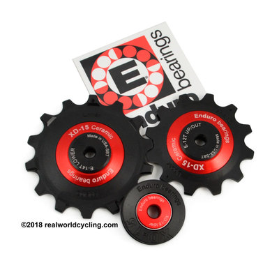 ENDURO XD-15 PULLEY SET FOR SRAM EAGLE