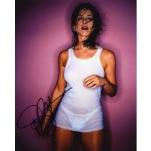 Jennifer Aniston Sexy Wet Signed 8x10 Photo Certified Authentic PSA/DNA COA