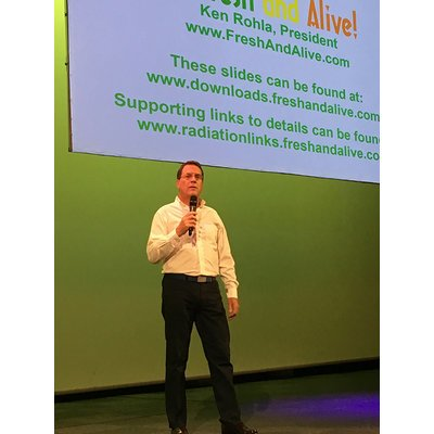 Event: Talk by Ken Rohla, New York, NY 10-20-18