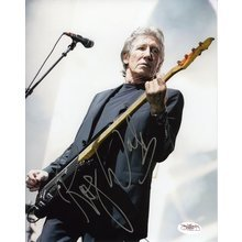 Roger Waters Pink Floyd Signed 8x10 Photo Certified Authentic JSA COA