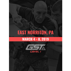 Level 1 Full Certification: East Norriton, PA (March 4-8, 2019) TENTATIVE