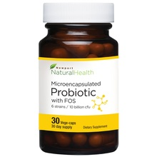 Microencapsulated Probiotic with FOS