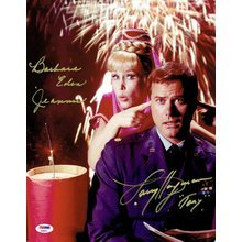 I dream of Jeannie Cast Signed 11x14 Photo Certified Authentic PSA/DNA COA