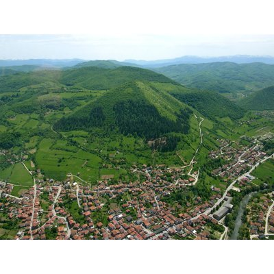 Event: Bosnian Pyramid Summer Solstice Conference, Tour, and Festival