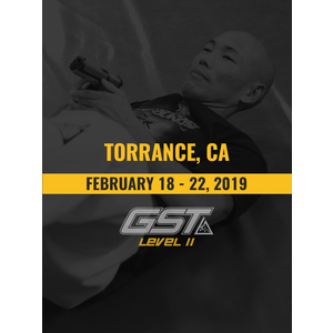 Level 2 Full Certification: Torrance, CA (February 18-22, 2019)