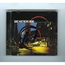 Dave Matthews Before These Crowded Streets Signed CD Certified Authentic BAS COA