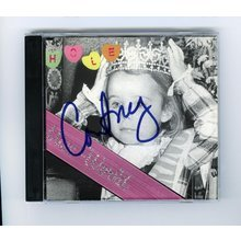 Courtney Love 'Miss World' EP Signed CD Certified Authentic Beckett BAS COA