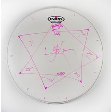 "Danny Carey ""Tool"" Signed Drumhead Certified Authentic Beckett BAS COA"