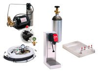 1-Flavor Tower Soda System with Cold Plate (s1000)