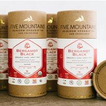 Bergamot (Earl Grey): 6 Tubes/15 Sachets Each