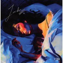 Lorde Signed 12x12 Melodrama Lithograph Certified Authentic Beckett BAS COA