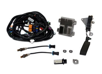 kit 1037 ls3 engine controller kit with t56 tr6060 Chevrolet LS3 Engines