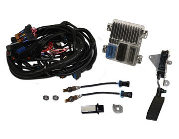 KIT-1099 | LSA ENGINE CONTROLLER KIT WITH T56/TR6060 on gm alternator harness, radio harness, gm wiring alternator, obd2 to obd1 jumper harness, gm wiring connectors, gm wiring gauge,