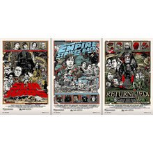 Tyler Stout - Star Wars Set