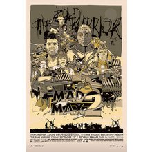 "Tyler Stout - The Road Warrior ""Mad Max 2"""
