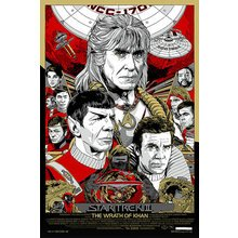 "Tyler Stout - The Wrath of Khan ""Star Trek II"""