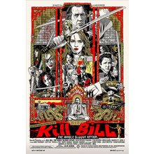 Tyler Stout - Kill Bill