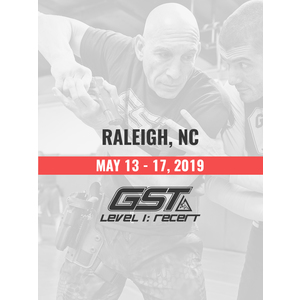 Re-Certification: Raleigh, NC (May 13-17, 2019)