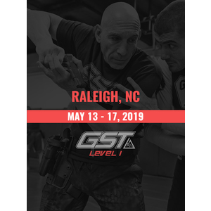 Level 1 Full Certification: Raleigh, NC (May 13-17, 2019)