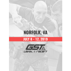 Re-Certification: Norfolk, VA (July 8-12, 2019)