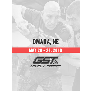 Re-Certification: Omaha, NE (May 20-24, 2019) TENTATIVE