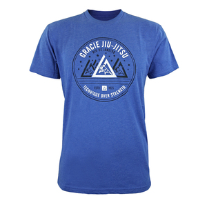 Gracie Mount Tee (Royal Blue)