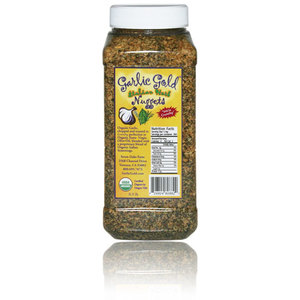 Garlic Gold Italian Herb Nuggets - 1 LB