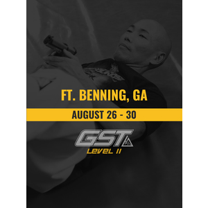 Level 2 Full Certification: Ft. Benning, GA (August 26-30, 2019)