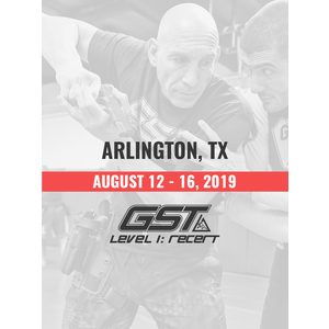 Re-Certification: Arlington, TX (August 12-16, 2019)