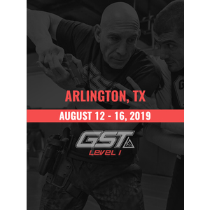 Level 1 Full Certification: Arlington, TX (August 12-16, 2019)
