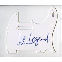 John Legend Signed Guitar Pickguard Certified Authentic Beckett BAS COA