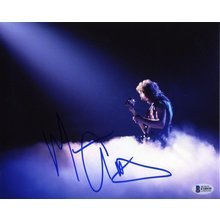 Michael Anthony Van Halen Signed 8x10 Photo Certified Authentic BAS COA