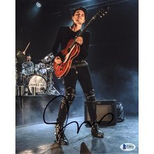 James Bay Signed 8x10 Photo Certified Authentic Beckett BAS COA