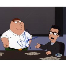 J.J. Abrams The Family Guy Signed 8x10 Photo Certified Authentic Beckett BAS COA
