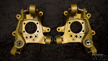 Dual Caliper Rear Drop Knuckles for Z33 350Z, Z34 370Z, G35, G37