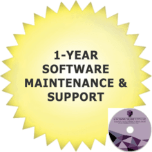 Ham Radio Deluxe Software Maintenance & Support Renewal with CD