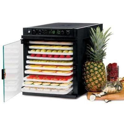 Tribest Sedona Express SDE-P6280 Dehydrator, 11-Tray, 120 Volt - Free Ground Shipping (Cont. US Only)