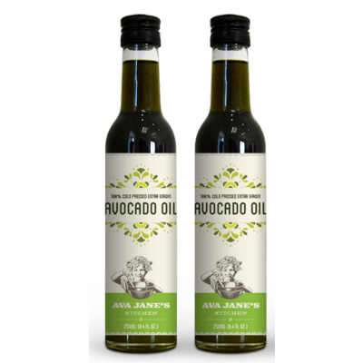 Ava Jane's Avocado Oil - Holiday Special - 2 Bottles - No Membership Required