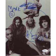 Spin Doctors Band Signed 8x10 Photo Certified Authentic JSA COA AFTAL