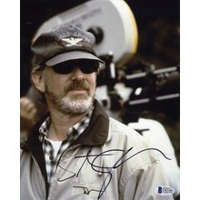 Steven Spielberg Signed 8x10 Photo Certified Authentic BAS COA AFTAL