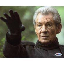 Ian McKellen X-Men Signed 8x10 Photo Certified Authentic PSA/DNA COA