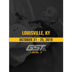 Level 2 Full Certification: Louisville, KY (October 21-25, 2019)