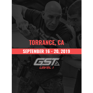 Level 1 Full Certification: Torrance, CA (September 16-20, 2019)