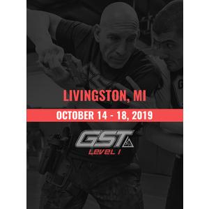 Level 1 Full Certification: Livingston County, MI (October 14-18, 2019)