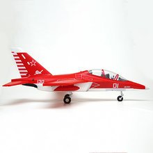 YAK-130 Jet 70mm EDF V2 PNP  Red