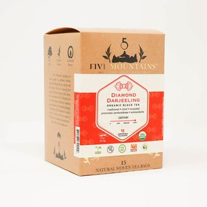 Diamond Darjeeling: 15 Tea Sachets